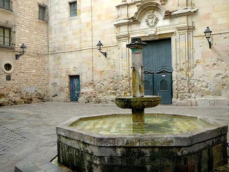Plaça Sant Felip Neri | © Marimbajlamesa/ flickr