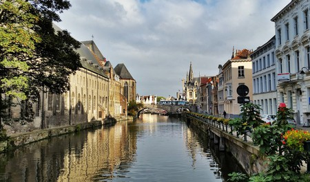 Ghent | © Grassrootsgroundswell/Flickr