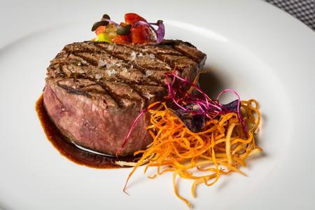 A steak at Bila Krava | Courtesy of Bila Krava