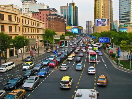 People's Square, Shanghai   © Eduardo M. C./Flickr