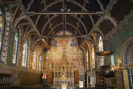 Basilica of the Holy Blood in Bruges   © Szilas/WikiCommons