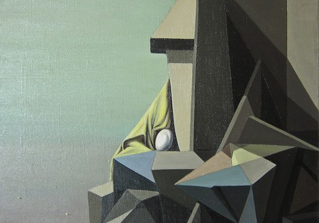 From Another Approach. Kay Sage, 1944   © Sharon Mollerus/Flickr