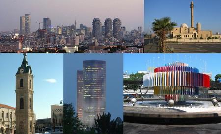 Tel Aviv Collage | Fipplet/Wikimedia