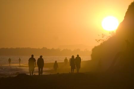 California sunset © Damian Gadal/Flickr