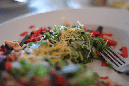 Salad | © Irina Blok / Flickr
