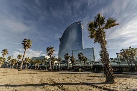 Barcelona, Spain (Building Hotel W) © Joan Díaz Gallamí