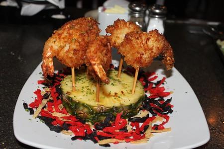 Coconut Fried Shrimp  © Julie Havelka