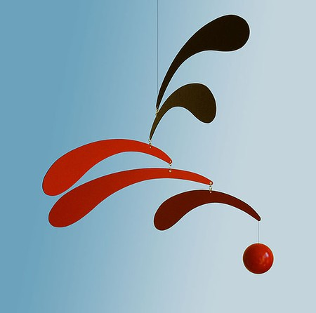 Alexander Calder Sculpture | © Solipsis/WikiCommons