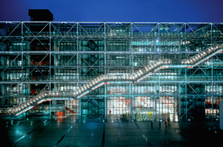 Courtesy of the Bibliothèque Centre Pompidou