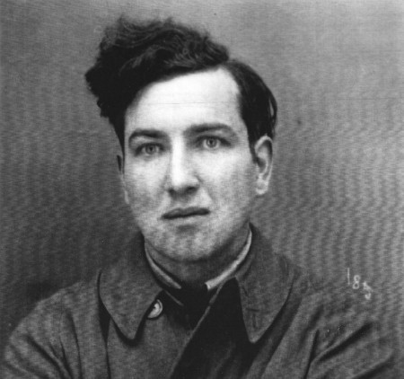 Robert Graves Identity Photo 1934 | Courtesy Of William Graves