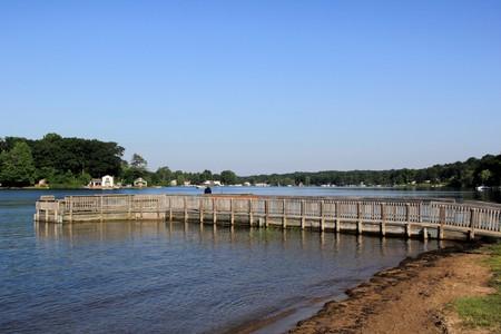 Pontiac Lake State Recreation Area | © KRoark/Flickr