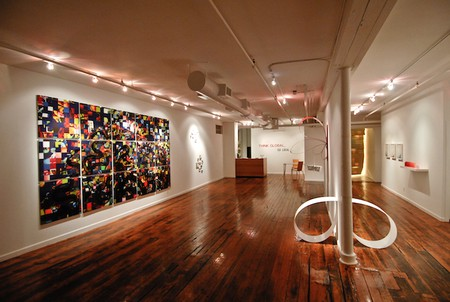 Installation view - Group Exhibition   Courtesy of Pentimenti