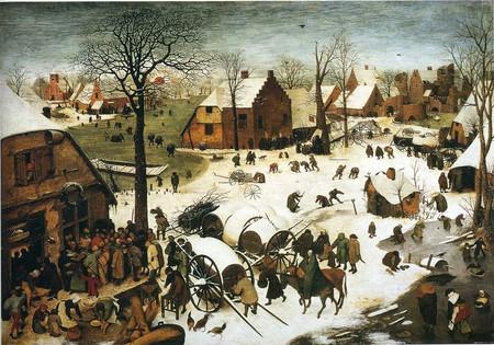Census at Bethlehem, Pieter Bruegel the Elder