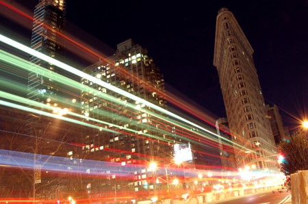 Flatiron District, New York   © Ludovic Bertron/Flickr