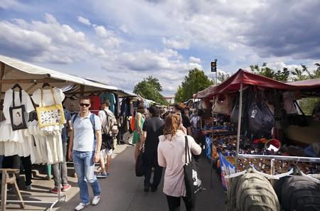Flohmarkt Berlin   © elbud/Shutterstock