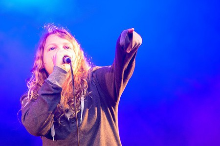 Kate Tempest at Tramlines Festival | © Simon Butler Photography/ Flickr