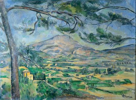 Paul Cézanne, Mont Sainte-Victoire, circa 1887 | © Courtauld Institute of Art/WikiCommons