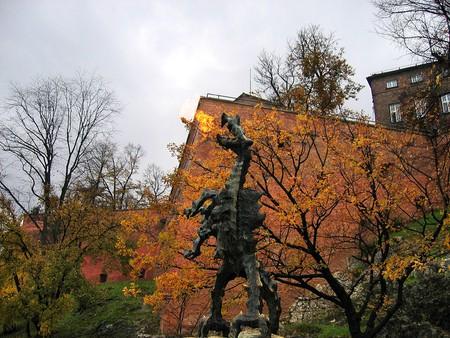 Wawel dragon   © Diether/WikiCommons