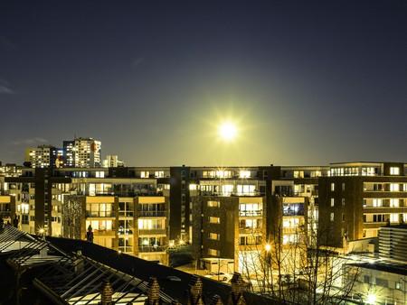 Moonrise over Lichtenberg |© Sascha Kohlmann/Flickr