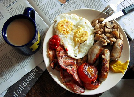Classic British Fry Up   © preater/Flickr