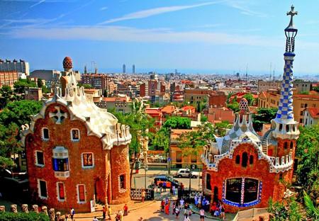 Park Guell in Barcelona | © Andrew E. Larsen/Flickr