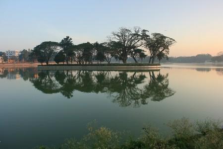 Ulsoor Lake | © Swaminathan