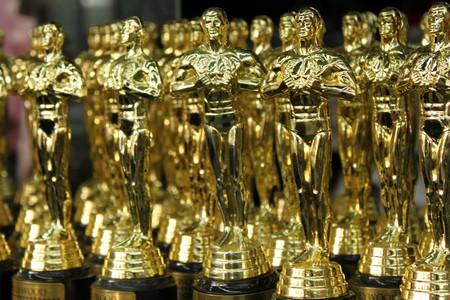 Oscar statuettes | © Prayitno/Flickr