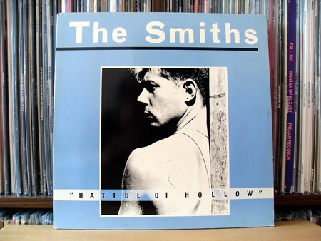 The Smiths 'Hatful of Hollow' LP | © mtarvainen/Flickr