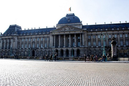 Brussels Palace ©Ramon/Flickr
