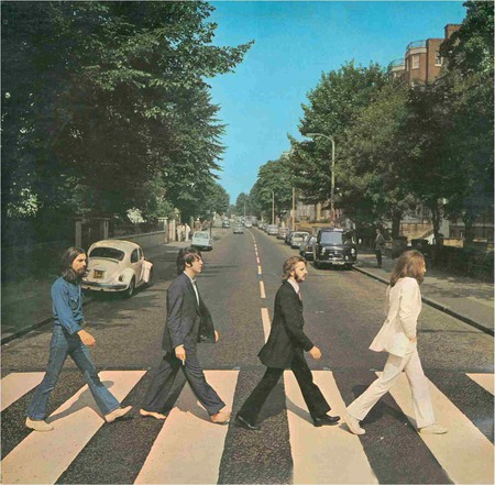 Abbey Road - The Beatles | © Ian Burt/Flickr