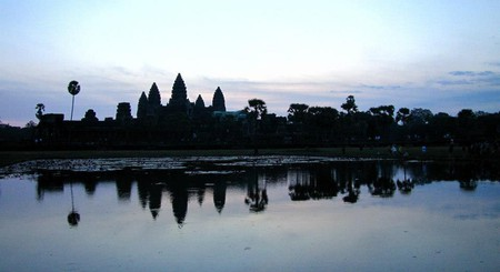 Angkor Wat I © Sarine Arslanian