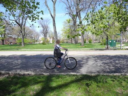 cycle Hyde Park ©Dianne Yee