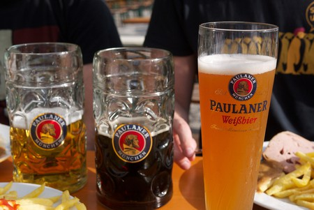 Beers at Munich   © Jun Seita/Flickr