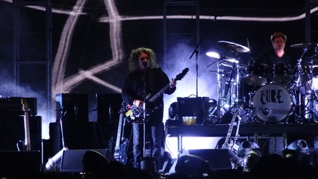 The Cure in Chile | © Carlos Varela/Flickr