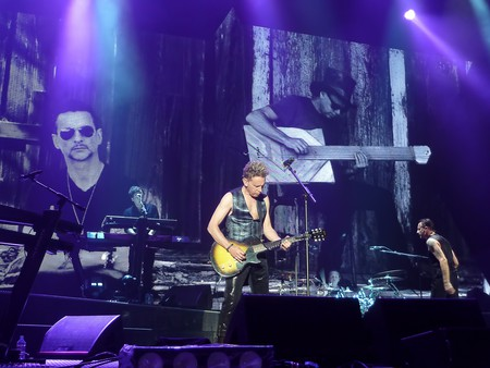 Depeche Mode, Warm Up Delta Machine Tour | © Cyril/Flickr