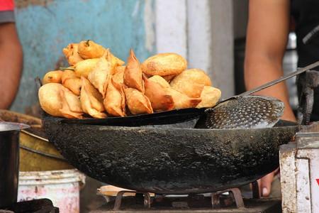 Onion Samosas   © Ashish_Choudhary/Pixabay