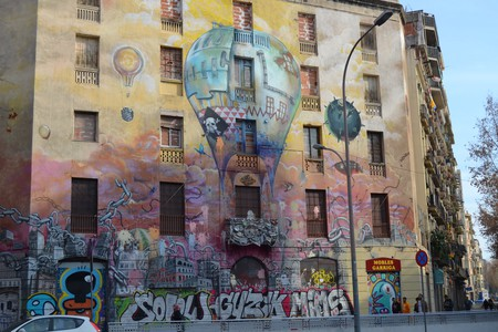 Squat House in Sant Antoni| Photo by Alison Moss