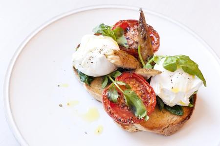 Forte Kitchen's hot smoked mackerel | Courtesy Forte Kitchen