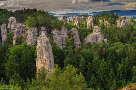 Hruboskalsko, Czech Republic | Courtesy Český ráj/Photo by Luděk Antoš