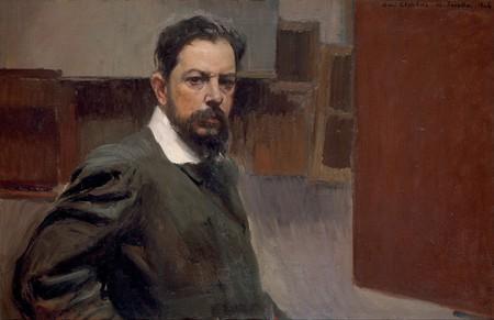 Self Portraint (1904)   © Joaquín Sorolla/WikiCommons