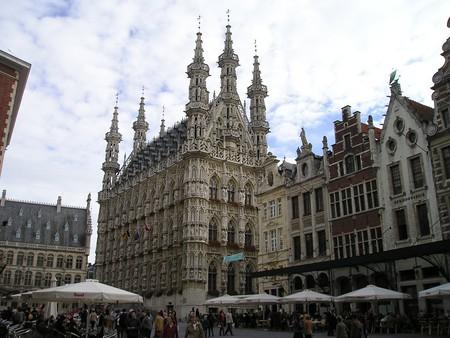 Leuven Town Hall |© WikiCommons
