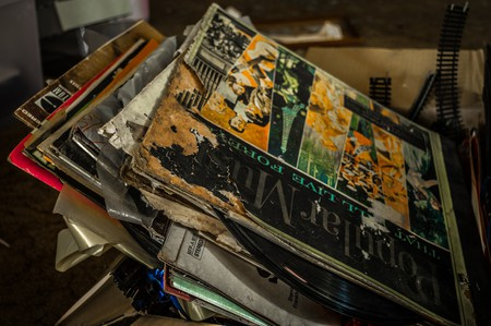 Vinyl records| © Darkday/Flickr