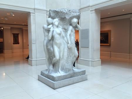 Sculpture of The Solitude of the Soul   Mahwesh Fatima
