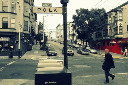 Polk St, San Francisco | © Roshan Vyas/Flickr