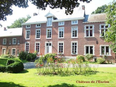 Château de l'Enclos, Belgium/Courtesy Anuschka Theunissen