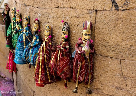 The Puppets| © Sutirth Dasgupta