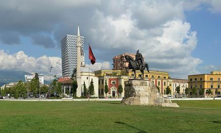 Skanderbeg Square | © Pudelek/WikiCommons