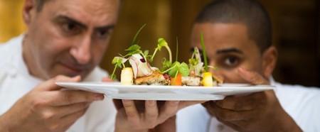 Chef Itzik Barak and Chef JJ Taste of Waldorf Astoria | © SARKA BABICKA