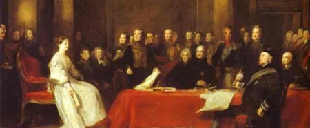 Queen Victoria convened her first Privy Council on the day of her accession in 1837   © Shizhao /WikiCommons