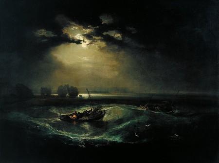 Fishermen At Sea | © JMW Turner/WikiCommons
